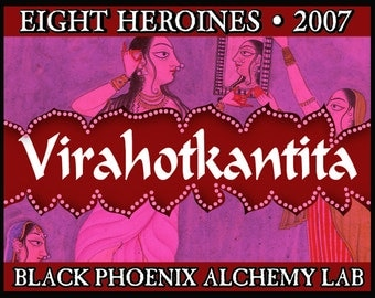 Virahotkantita 2007 - 5ml - Black Phoenix Alchemy Lab Vintage