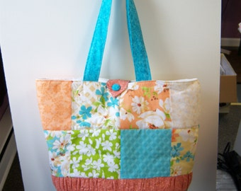 New Handmade tote/purse