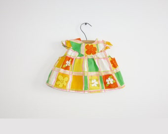Vintage Baby Girl Swing Top