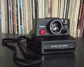 1970's Polaroid SX-70 Pronto Instant Film Camera, Film-Tested & Working!