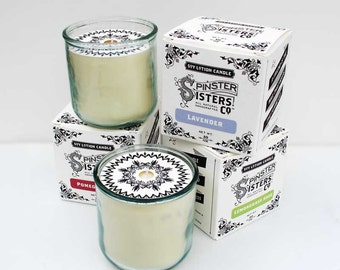 Soy Lotion Candle, 10 oz