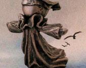 Flying Blind - Poppet by Lisa Snellings