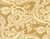 Madame Rouge from French General for Moda Terre in Dijon  1 yard   YES!!! Continuous fabric cuts and combined shipping