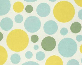 Heather Bailey Nicey Jane Dream Dot in Splash 1  yard