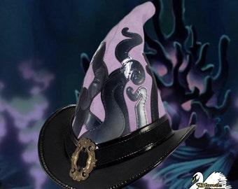 Ursula Inspired Broom Rider
