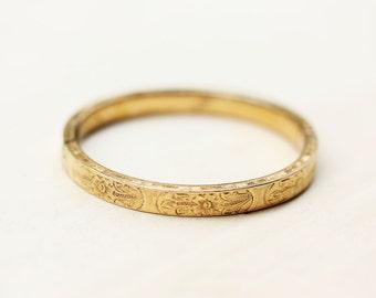 Gold Filled Children's Bracelet