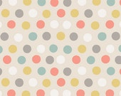 Littlest Cottontails Sand Art Gallery Fabric, Choose your cut