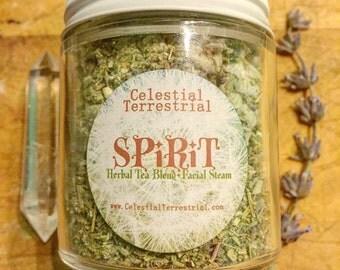SPIRIT Facial Steam and Herbal Tea