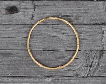 slim twig bangle.