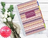 2017 - 2018 Personalized Custom Planner