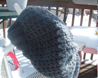 Adult women Children Mini Slouch Beret Tam Winter Hat