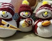 Any NFL Team Snowman 3 styles