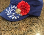 Chicago Cubs Womens Hat