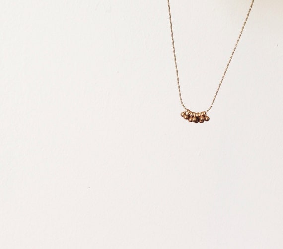 SALE! - circling girl necklace