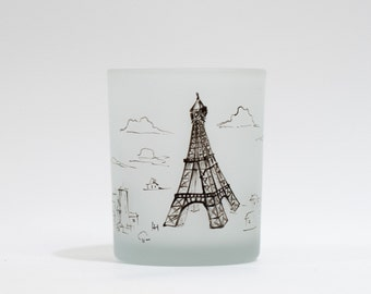 Paris votive holder