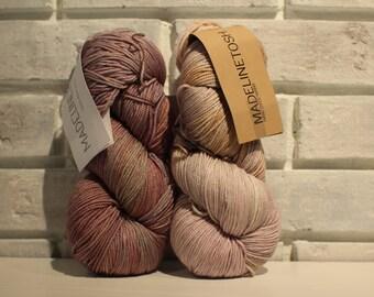 madelinetosh pashmina yarn -wool/silk/cashmere
