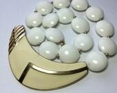 TRIFARI Enamel Disc Beaded Necklace