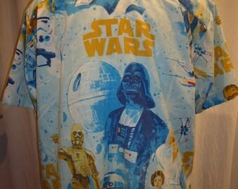 Star Wars shirt size XL