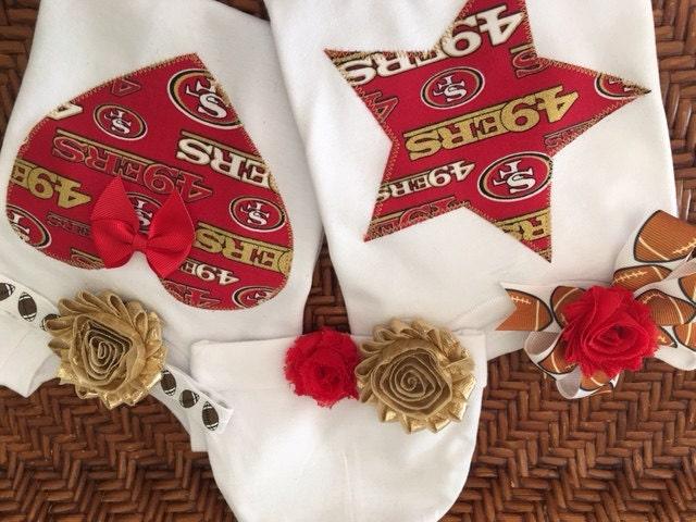 San Francisco Niners 49ers Football esie T Shirt for