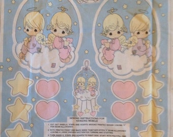 Precious Moments Hanging Mobile Fabric