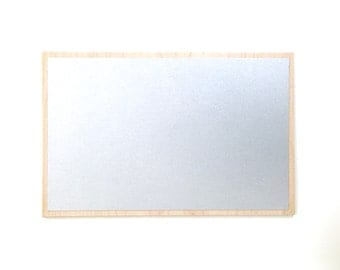 Large Magnet Board - 13 x 20 magnetic memo board