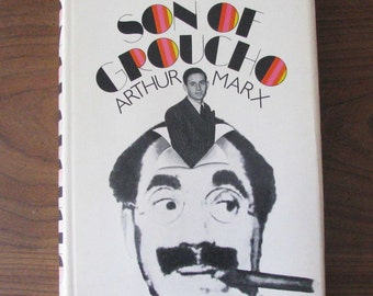 Son of Groucho by Arthur Marx, 1972