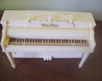 Wurlitzer Piano Doll House Furniture