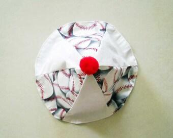 Baby Sun Hat Baseball Size Small