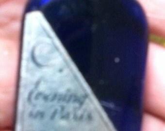 Vintage Evening in Paris Perfume Bottle- .20 oz