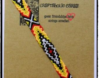 Woven Friendship Bracelet #74334