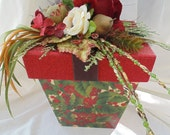 Ready Made Wrapping...Christmas Gift Box SALE