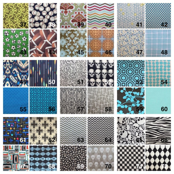 Custom Instrument Polishing Cloth--Choose Your Fabrics and Size, New Fabrics Available