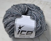 Knitting yarn, Destash yarn, Grey shades, Afghan, Aran, Worsted yarn, Y44