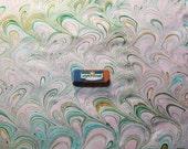 Marmorpapier,   cm 50 X 70  -  403