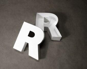 Gift idea: Letter R box