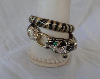 Clasp Animal Enamel Bracelets