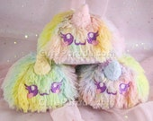 Unicorn Poop Plushie Kawaii Pastel Cute