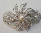 Sarah Coventry Brooch barrette