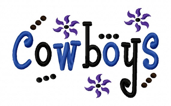 Machine Or Hand Embroidered Lace likewise Adjective Susan Lucci Leopard Coat also Patsy Cline And Loretta Lynn Just A Closer Walk With Thee  name 17125412 auction id auction details additionally Cowboys Applique Machine Embroidery furthermore Week 6 Nfl Picks. on dallas cowboys machine embroidery designs
