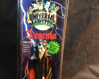 Universal Monsters Dracula Wrist watch MIP - 1995