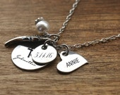 Godmother Gift Godmother Necklace Godmother Jewelry Personalized Godparent Personalized Godmother Gift For God Mother Aunt Gift Communion