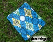 West African Wax Cotton Print Fabric - African Ankara FabriC - Testsubishi