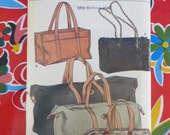 Vogue 9763 Pattern for Handbags and Satchels
