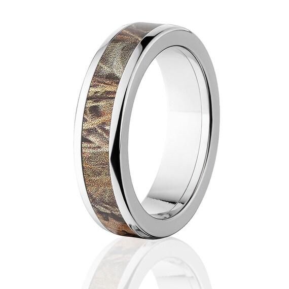 realtree max 4 camouflage titanium rings camo band camo