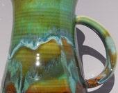 Irish Rain Coffee Mug - 20 ounce mug