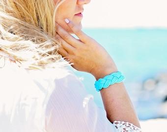 Tropical Beach Vacation Bracelet 13 Colors