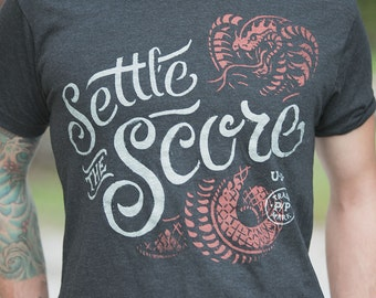 Settle the Score - Tshirt