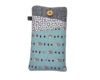 iPhone 6S Plus Cover, iPhone 6S Case, iPhone 5 Case, iPod 6, iPhone 6 Sleeve, iPhone 6S Cover, iPhone 6S Plus Case, Hedgehog iPhone Case