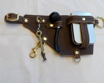 Brown Smoker Modular Belt System Accessory
