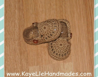 Baby Slippers - Booties - Shoes